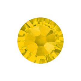 Crystals CITRINE SS4 (50 stuks) *264854