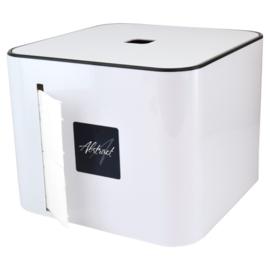 Cube voor wipes