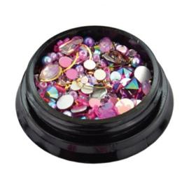 Jewelry Box Pinkish *056088