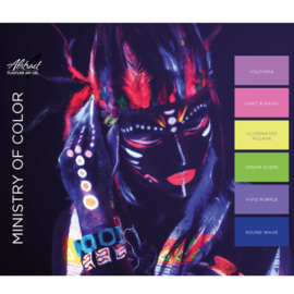 Ministry of  Color Collection