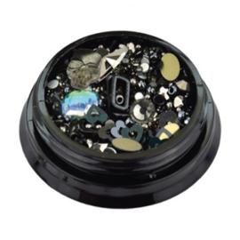 Jewelry Box Gun Metal *056187