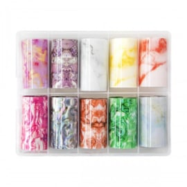 Foil Box Collection 3  Marble*067146
