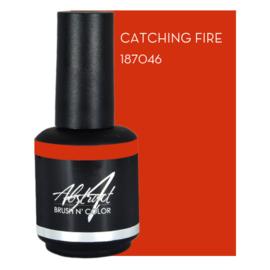 Smokin' Rosy | Catching Fire
