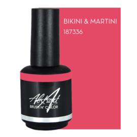 Poolside Glam | Bikini Martini