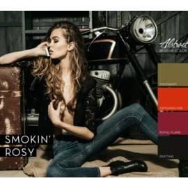 Brush N' Color - Smokin' Rosy