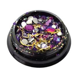 Jewelry Box Lavender *056194