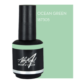 Into the Deep | Ocean Green