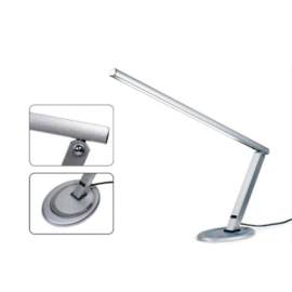 Design tafellamp Zilver