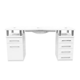 Manicure tafel incl. dustbuster (150cm)