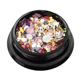 Jewelry Box Opal Pink *056118