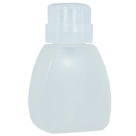 Menda pomp Belly - white