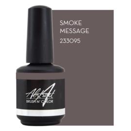 Urban Tribe | Smoke Message