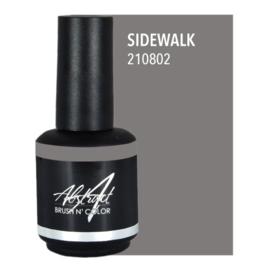Down Town Girl   Sidewalk