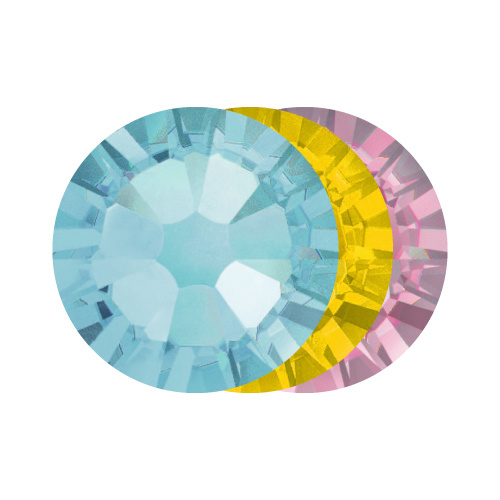 Crystals AQUA MIX SS4 (50 stuks) *264816