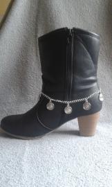 Boot chain met muntjes