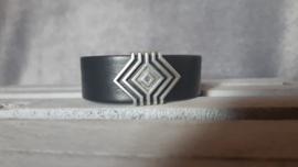 Symetrie antiek zilver