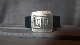 Square antiek zilver