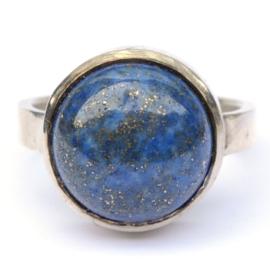 Ring met Lapis steen