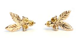 Blaadjesoorstekers met olive diamanten