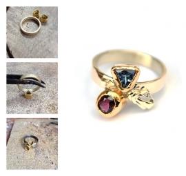 Ring voor Monique