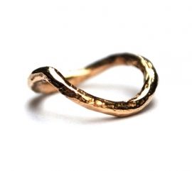 Gold structural ring