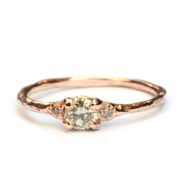 Ring Jenny met fancy diamanten