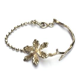 Zilveren Forest Tale armband
