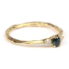 Ring Amy Blue
