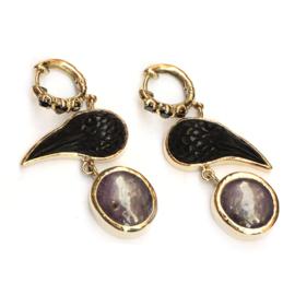 Oorhangers Raven