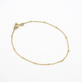 Bamboe armband 1.1 mm dik