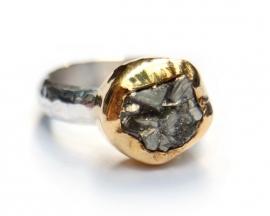 Ring met rots