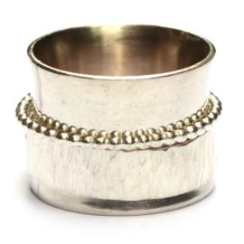 Drie-in-een ring