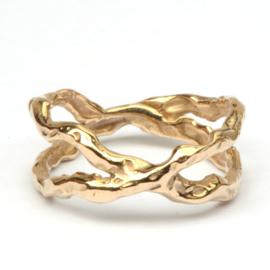 Gekruiste ring