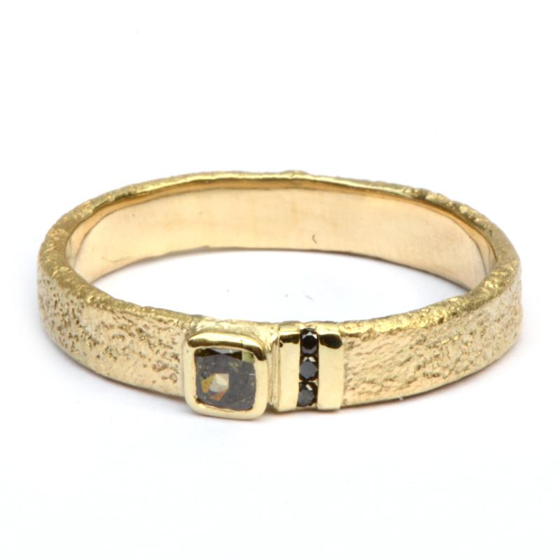 Diamond Fever ring
