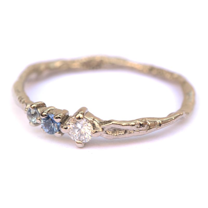 Feeny ring met diamant