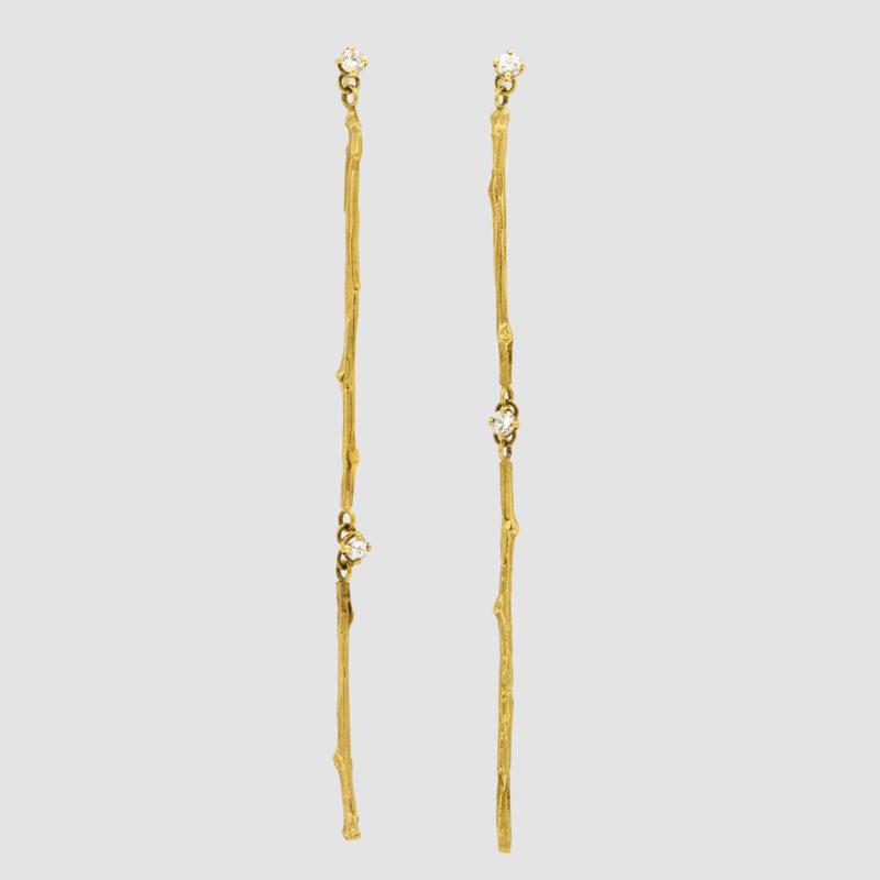 Twiggy earrings XL