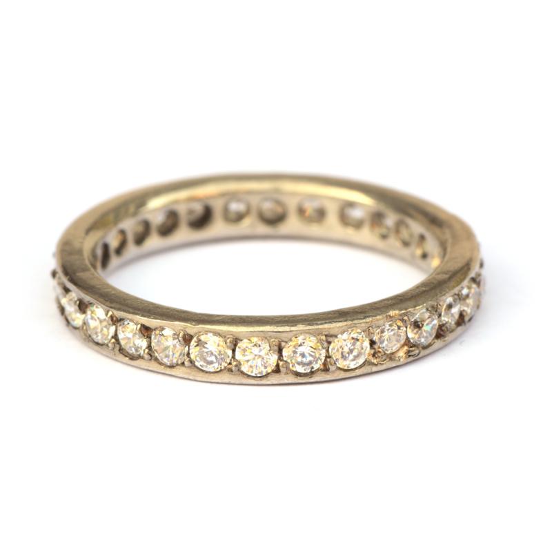 Alliance ring zilver