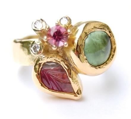 Ring voor Marguerite