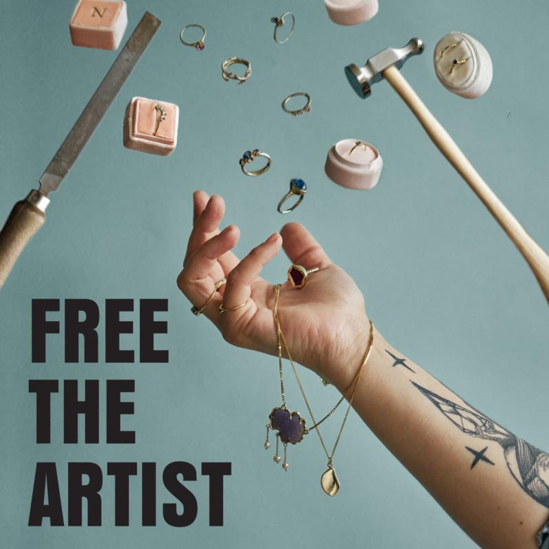 FREE THE ARTIST