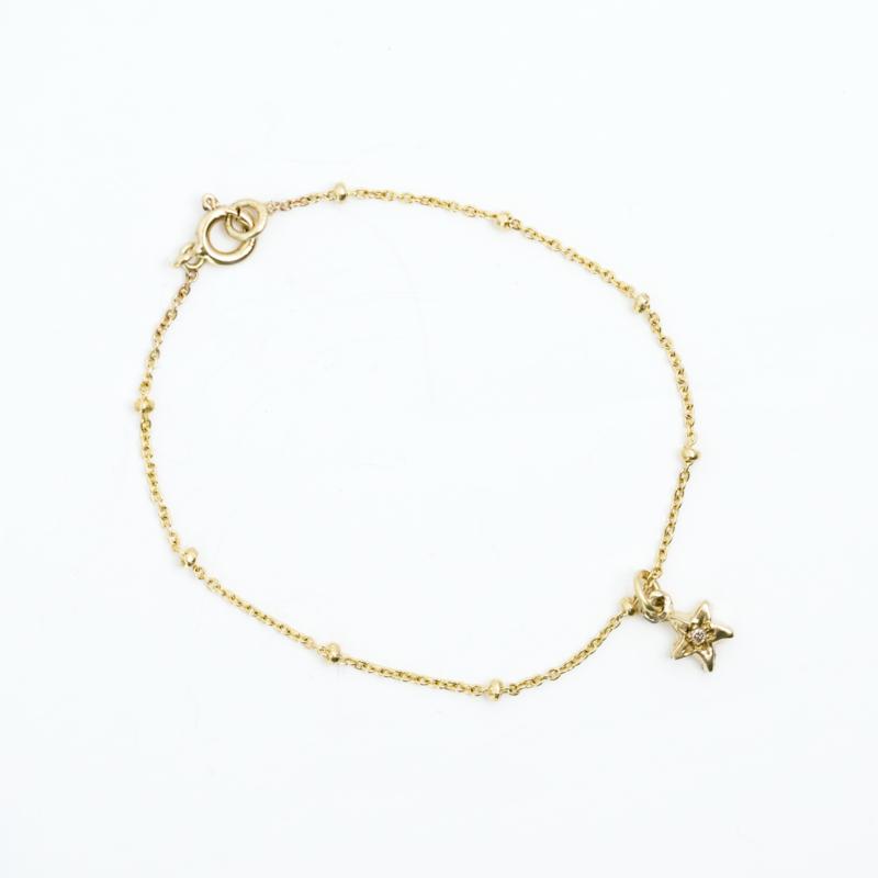 Armband met ster