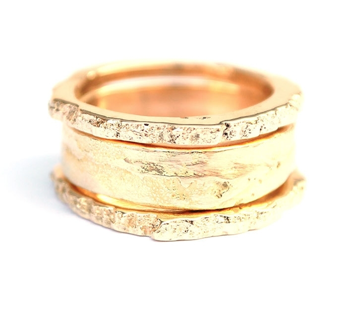 Ringen van eigen goud