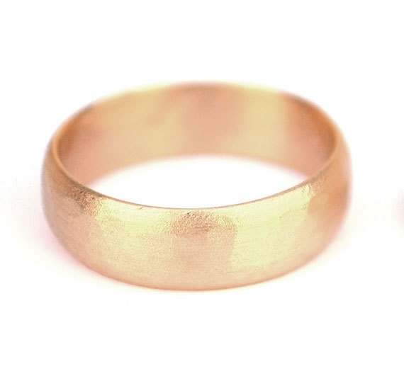 Frosted convex ring