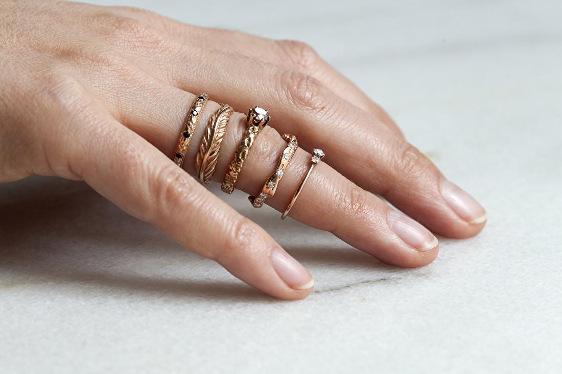 Trouwringen Nadine Kieft Jewelry Goudsmid Amsterdam