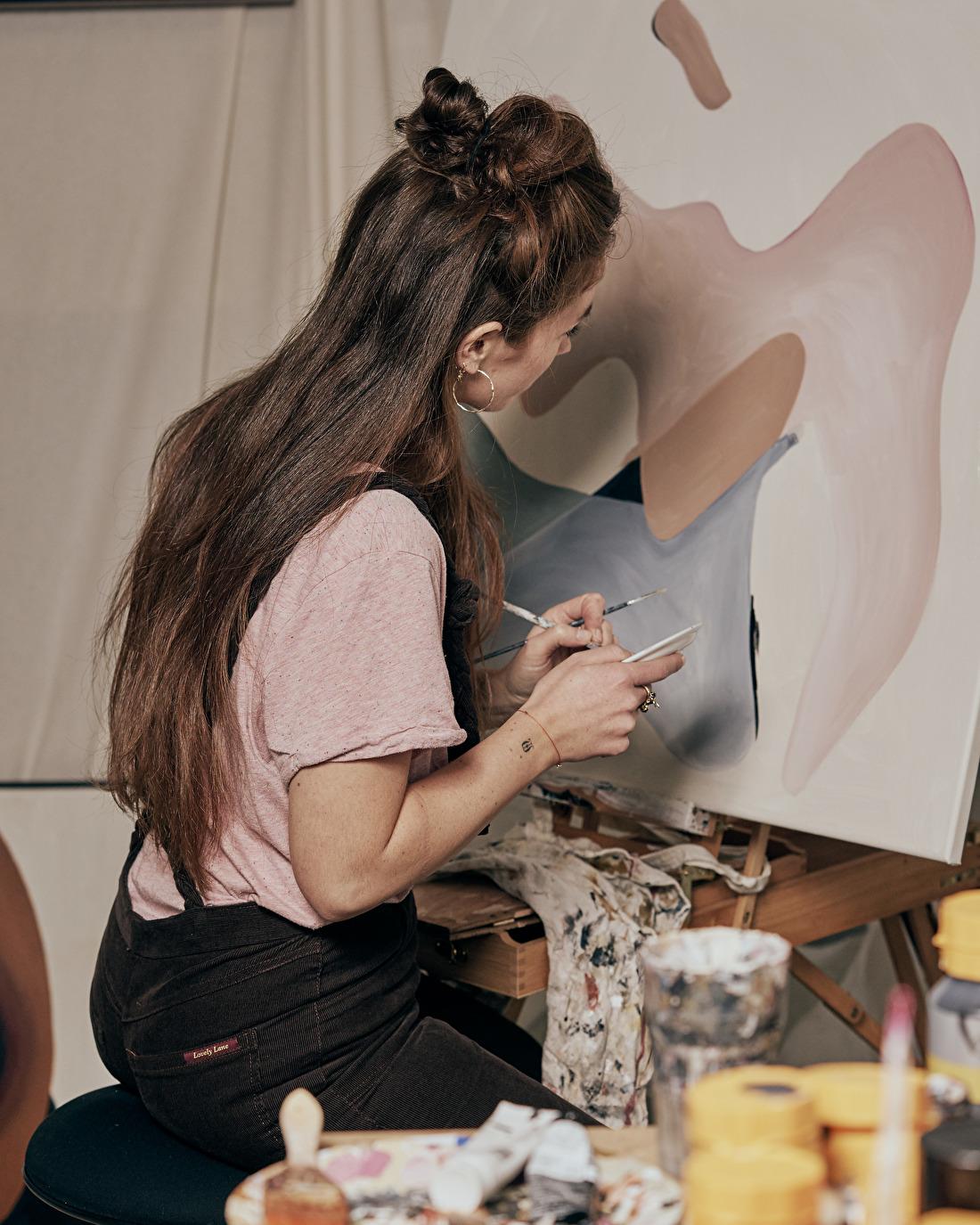 Cate Adriana inspiration shoot