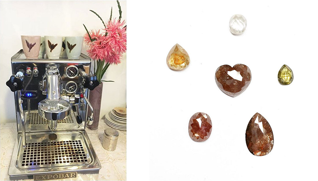 Coffee and Jewels
