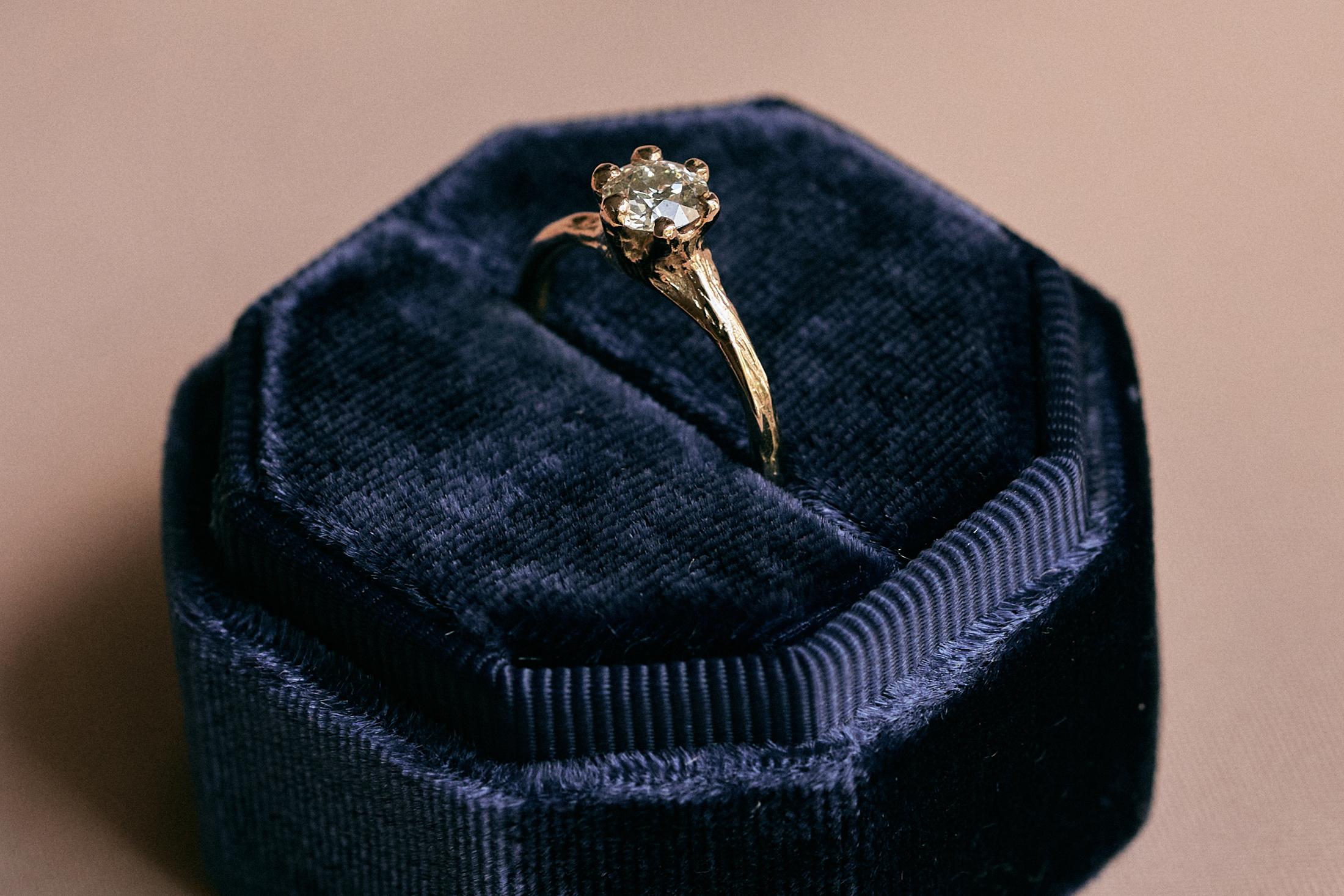 Ring in doosje