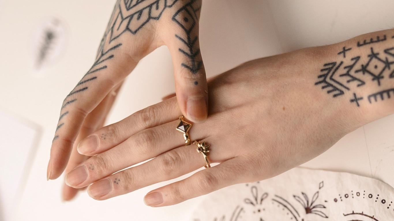 Ted Pokes x Nadine Kieft Jewelry