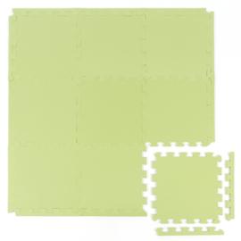 """Spielmatte 2,86 m² """"Mix"""" 30-teilig (30 x 30 x 1,2 cm) in Pastelltönen"""