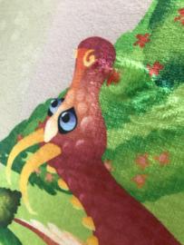 Ultra weiche Spielmatte/Spielteppich Prinzessin (70 x 95 oder 130 x 180 cm)