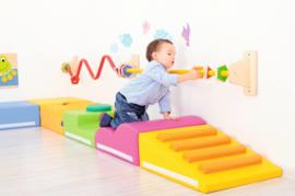 Schaumstoffelement - sensorische Treppe